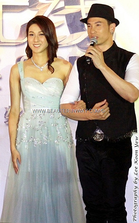 STARHUB TVB AWARDS LINDA CHUNG KA YAN Yes Sir, Sorry Sir Moses Chan Favourite On Screen Couple TVB actor actress best drama series female male character 2012 HONG KONG CELEBRITIES WINNERS KEVIN CHENG MYOLIE WU tavia yeung singapore