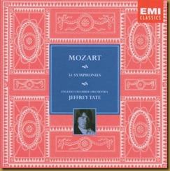 Mozart sinfonias Tate