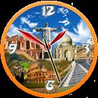 7 Wonders Clock