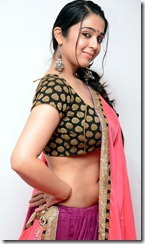 Charmi Latest Hot Navel Show Photos in Saree