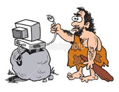 Cavemen & Computers