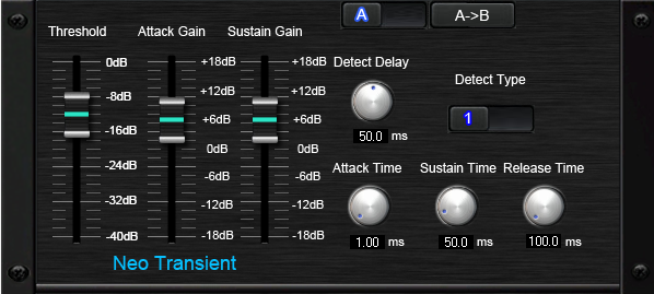 Neo transient effect