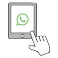 Download Install WhatsApp on Tablet 1.0 APK