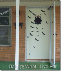Bat Halloween Decor