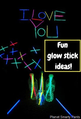 Fun Glow Stick Ideas