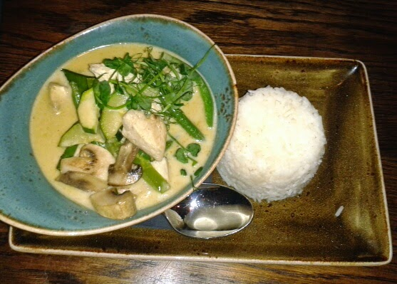 Anniething For Food Lotus Lounge Yarm Restaurant Review