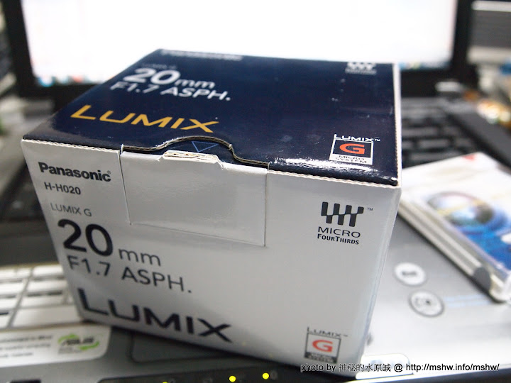 Panasonic LUMIX 20MM F1.7 ASPH
