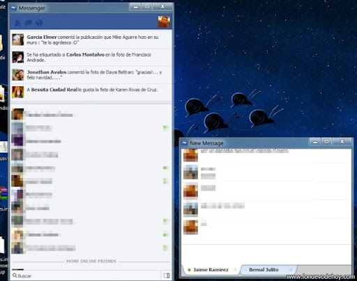 Descargar Facebook Messenger para Windows 7