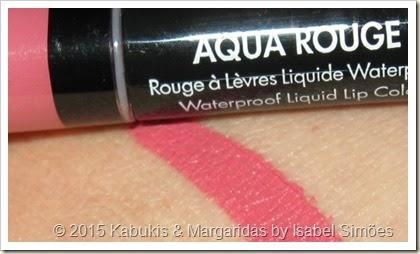 Aqua Rouge #15 da MUFE