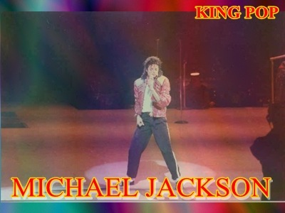MICHAEL JACKSON THE KING