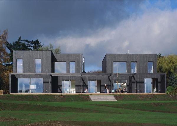 Casas de madera Triendl und fessler architekten