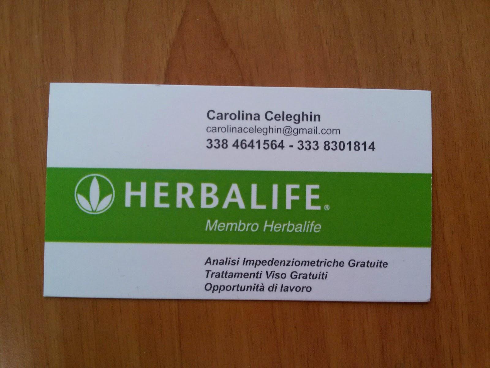volantini herbalife