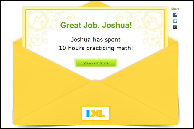 IXL Email