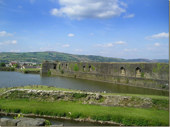 caerphilly castle10