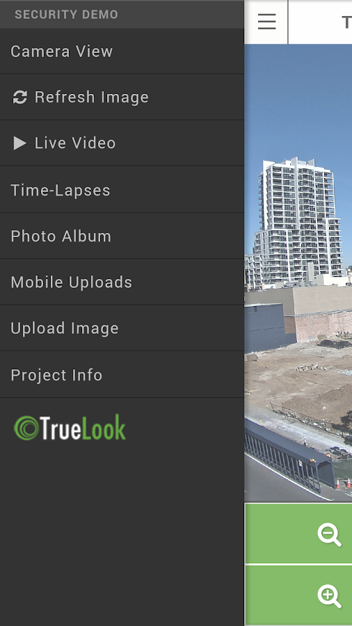 TrueLook- screenshot