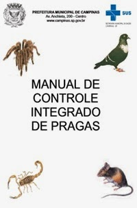 Manual de Controle Integrado de Pragas, por Andréa Paula