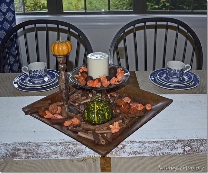Autumn table 2 10 5 blog