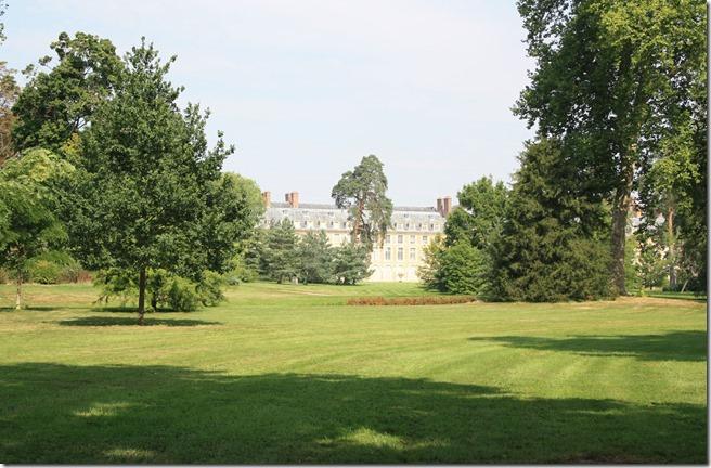 La gazette de bibi le jardin anglais ch teau de fontainebleau for Jardin anglais chateau fontainebleau