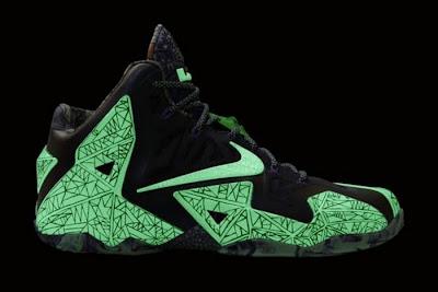 buy online ec462 69b98 glow in the dark   NIKE LEBRON - LeBron James Shoes