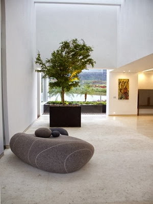 sillon-diseño-Casa-del-Agua-Almazán-Arquitectos-Asociados