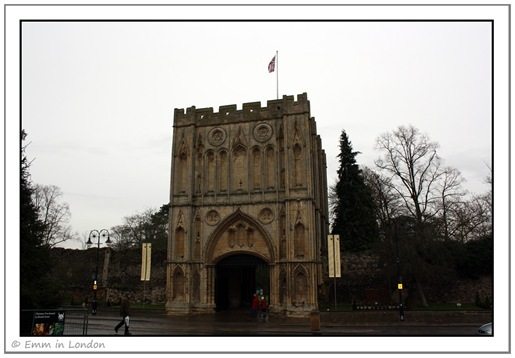 Abbey Gate - Bury St Edmunds