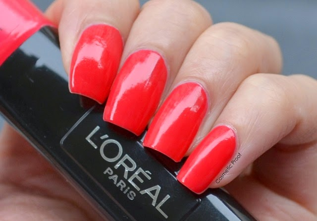 Loreal - Fuschia for Life