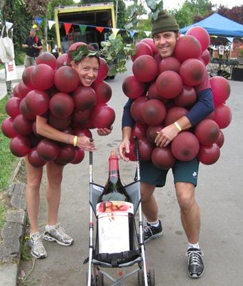 Grapes Race Costume - PIxPatesserie