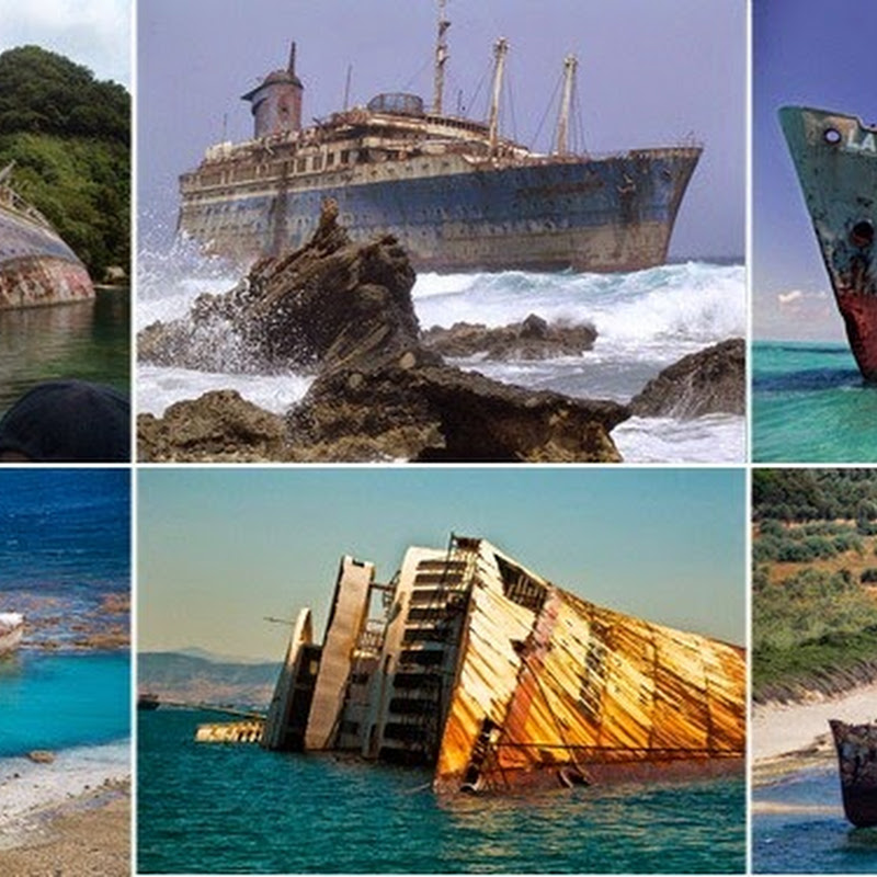 12 Famous Shipwrecks That You Can Still Visit