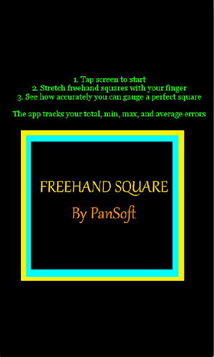 Freehand Square Easy