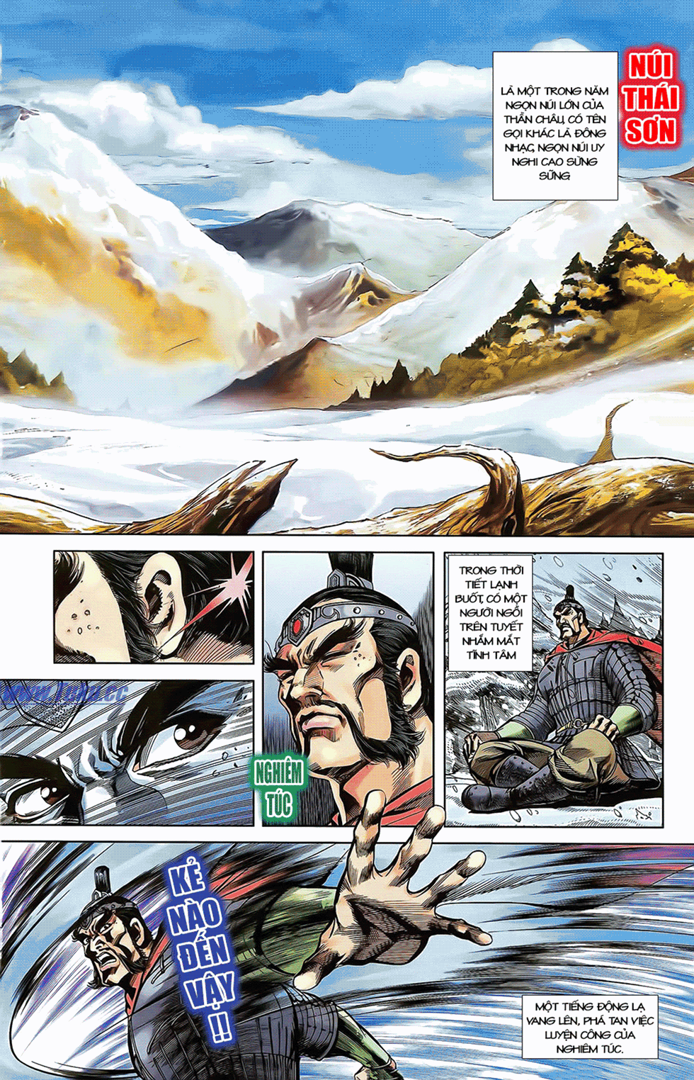 Tần Vương Doanh Chính chapter 7 trang 7
