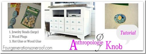 Anthropologie Knob Tutorial