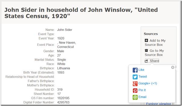The Ancestry Insider: June 2013