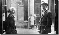 Sylvia Beach et James joyce