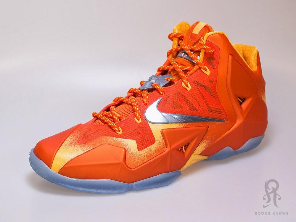 NIKE LEBRON – LeBron James Shoes » Nike LeBron XI (11 ...