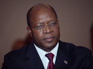 Oscar Kashala, politicien congolais.
