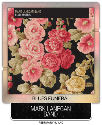 Blues Funeral by Mark Lanegan Band