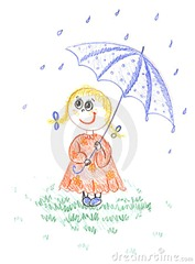 kid-girl-umbrella-drawing-12785108