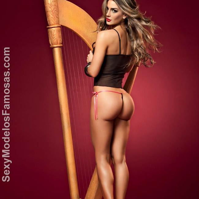 Natalia Velez Sexy Lenceria Besame Foto 78