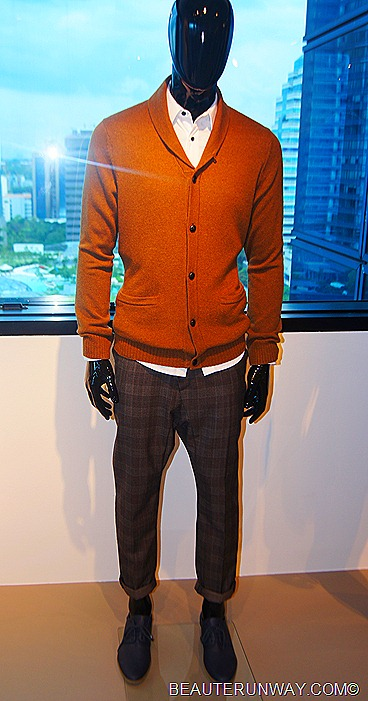 H&M Singapore Men Preppy Autumn Winter 2011
