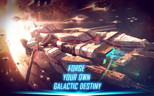 Galaxy Legend: Space Frontier- screenshot thumbnail