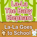 LA-LA4 GOES TO SCHOOL icon