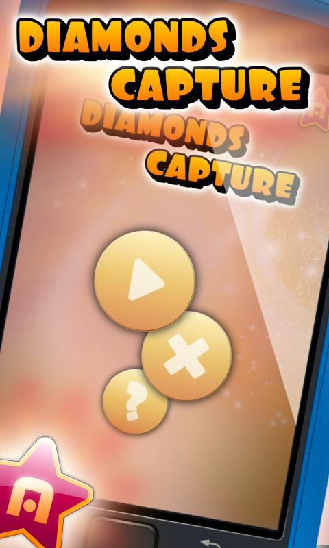 Diamonds Capture - screenshot