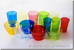 Безопасность пластиковой посуды