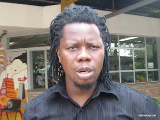 Lexxus Legal, artiste musicien congolais.