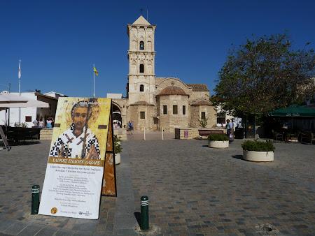 Imagini Cipru: Catedrala Sf. Lazar din Larnaca