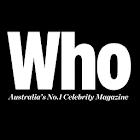 WHO Magazine icon