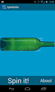 Party Game: Spin The Bottle - screenshot thumbnail