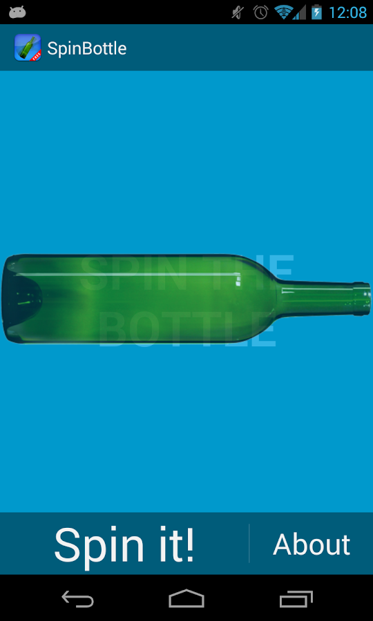 Party Game: Spin The Bottle - screenshot