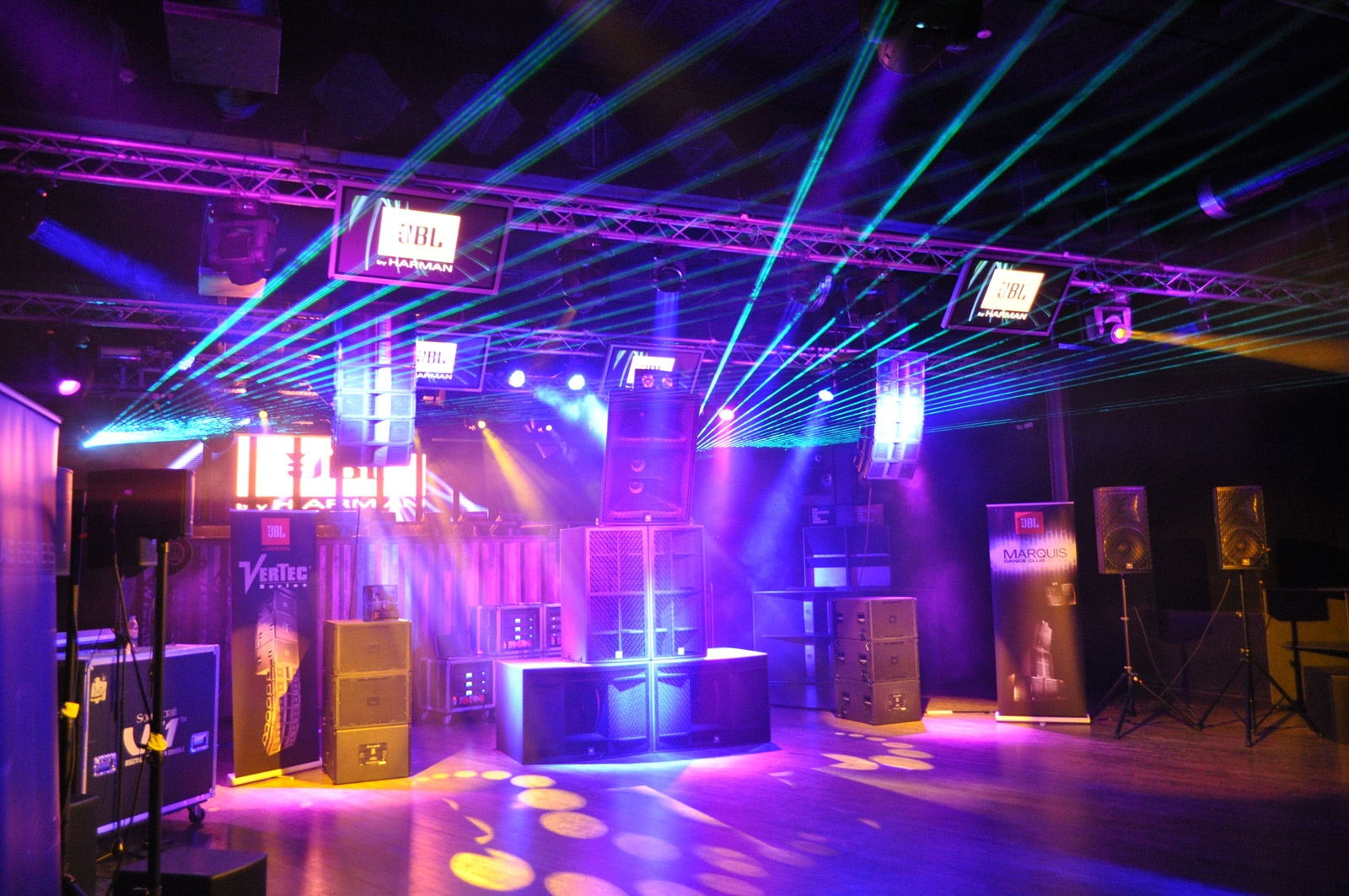 Jbl Dance Club Solutions At Ministry Of Sound