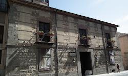 Palacio de la Floresta de Trifontane